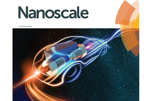 Nanoscale magazine