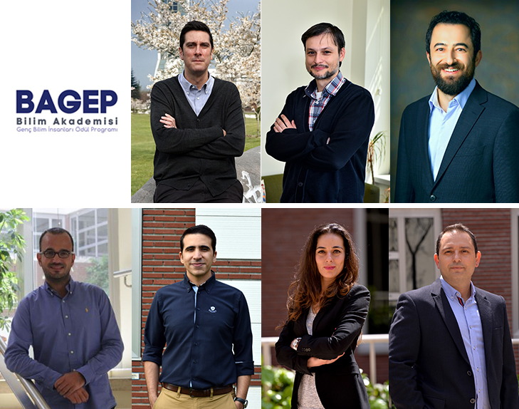 2019 BAGEP Ödülleri Kazanan Öğretim Üyelerimiz