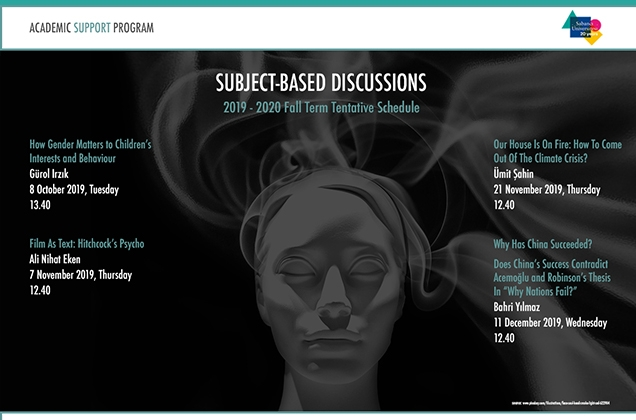 Subject-Based Discussions