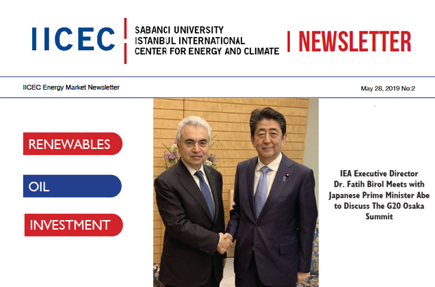 IICEC Energy Market Newsletter Issue 2