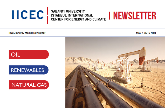 IICEC Energy Market Newsletter Issue 1